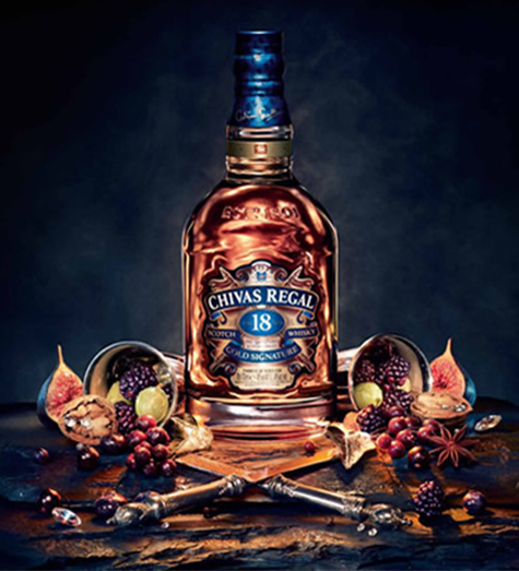Chivas Regal 18yrs Flagship Campaign